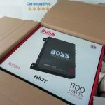 Boss R1100M Unboxing and Review