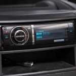single din car radio